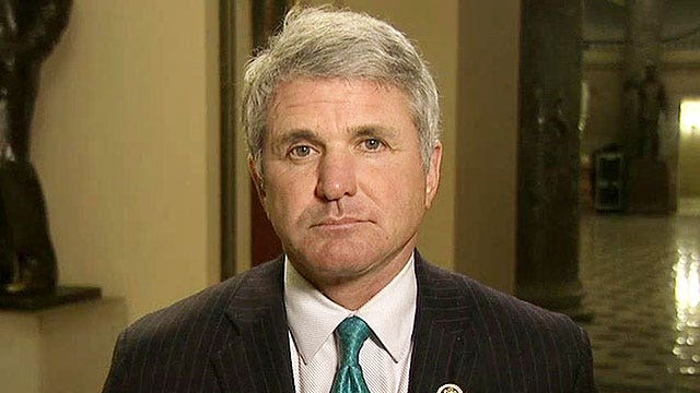 Rep. McCaul: Resolution 'weakens' ability to destroy ISIS
