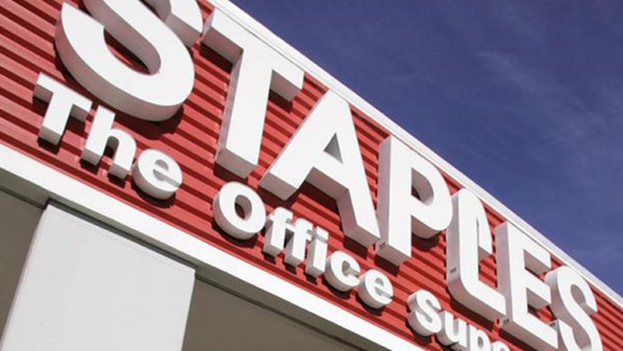 Why is Obama targeting Staples?