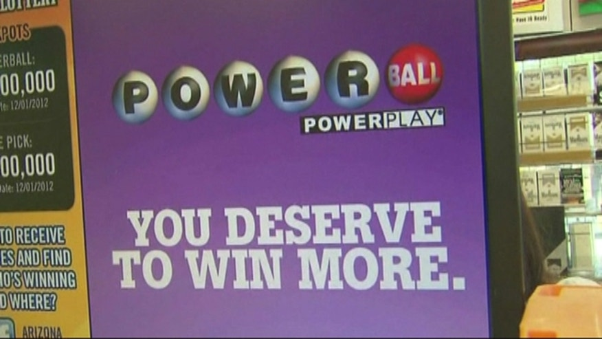 The Powerball jackpot has climbed to $485 million, making Wednesday night's drawing the fifth largest prize in U.S. history.
