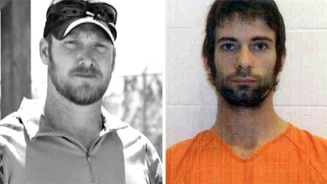 Why is gun evidence key in 'American Sniper' trial?