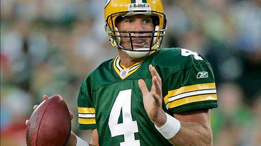 'Off the Record,' 2/12/15: Brett Favre deserves to have his numbered retired, be inducted into the Packers Hall of Fame where he played, in front of all his fans, not in a small atrium before sponsors and management. #BrettFavre