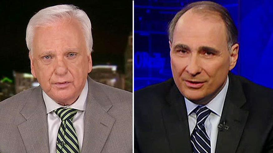 Bernie Goldberg analyzes Bill's sit down with the President's former top political adviser