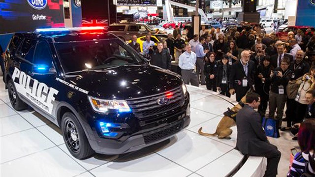 New Vehicles Revealed At The Chicago Auto Show On Air
