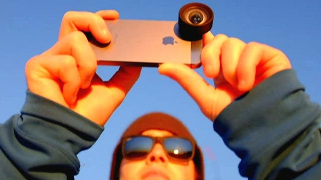 Take better pictures with your cell phone
