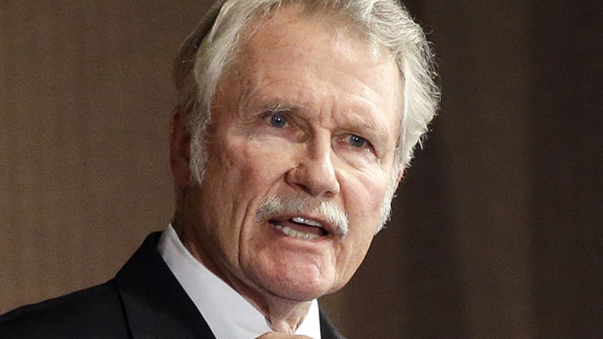 Dan Springer reports on John Kitzhaber