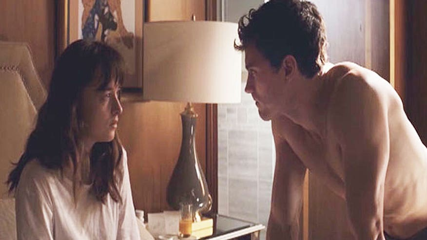 Debate over 'Fifty Shades of Grey'