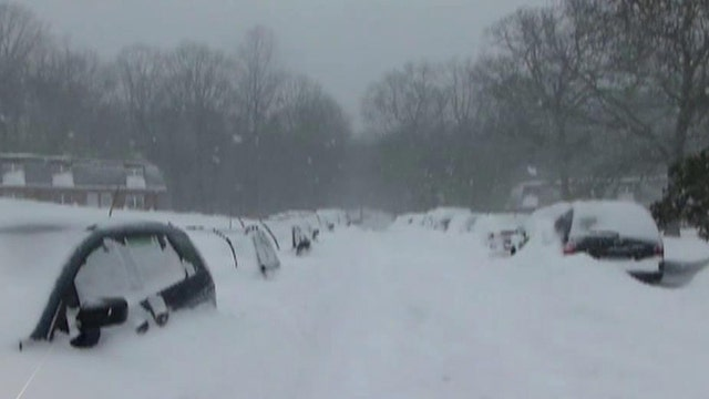 New storm to bring heavy snow to New England