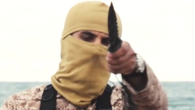 ISIS waging a holy war against Christians?