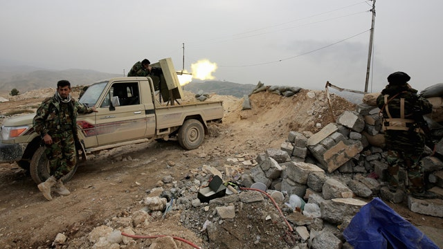 Hard-fought gains in Iraq slipping away?