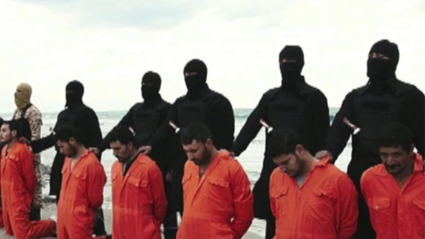 Egypt retaliates for ISIS beheading 21 Egyptian Christians