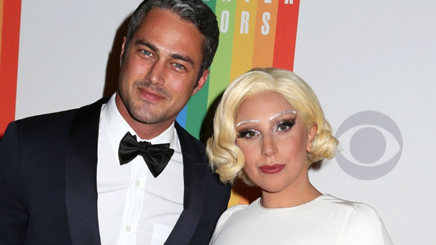 Lady Gaga shares engagement news and ring