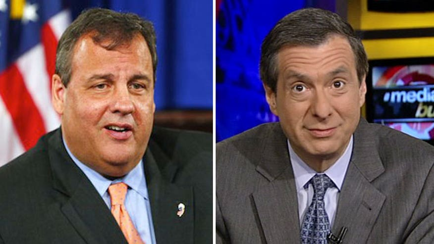 'Media Buzz' host on New Jersey governor's potential presidential run