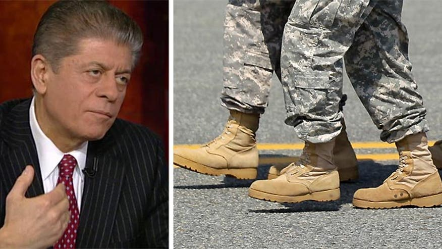 "Napolitano: ""Boots on the ground is not going to happen under this President"""