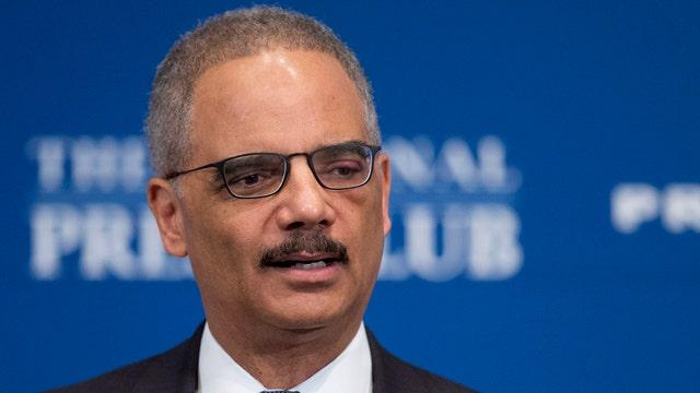 Holder set to sue Ferguson PD for racial discrimination