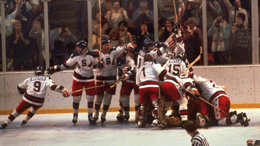 Mike Eruzione, captain of the 1980 US Men's Olympic Hockey team, reflects on magical run