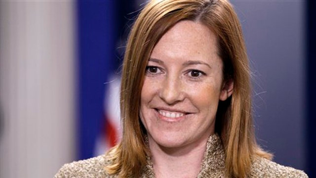 Psaki says she will bring 'truth and transparency back' during first White House press briefing
