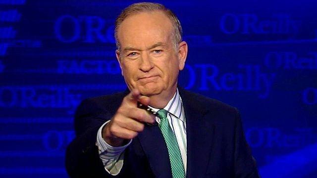 Bill O'Reilly vs. Mother Jones