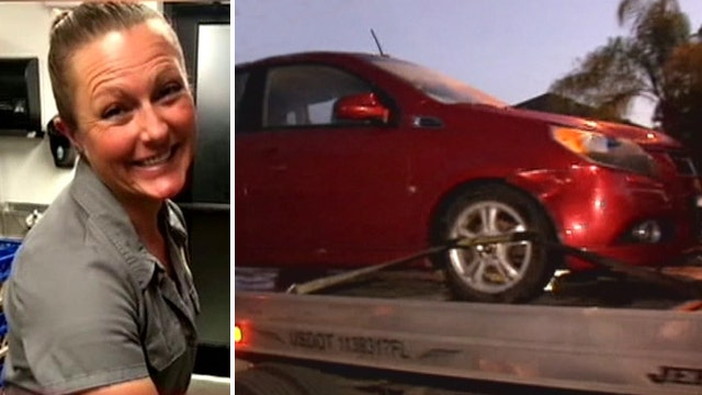 Car belonging to missing Florida woman found in lake with body inside