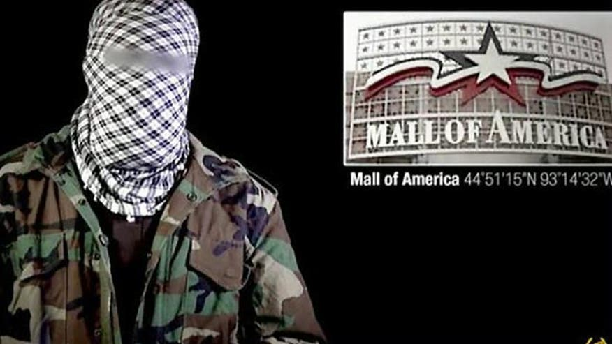 Islamic terrorist group calls for attack on Mall of America