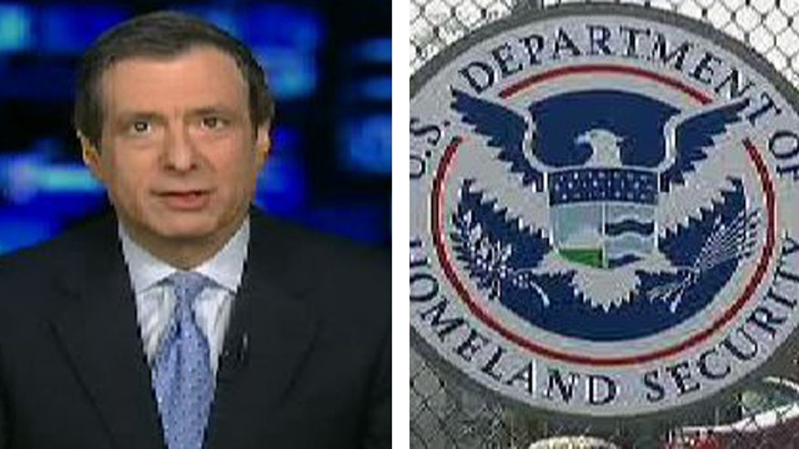 'Media Buzz' host on potential DHS shutdown