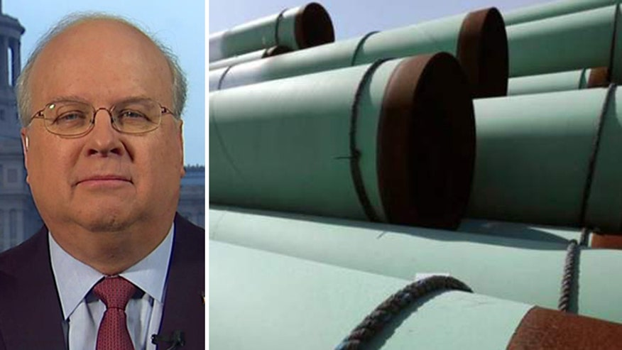 Fox News contributor slams president's pipeline rejection