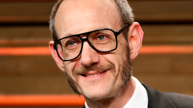 Terry Richardson still celebrated