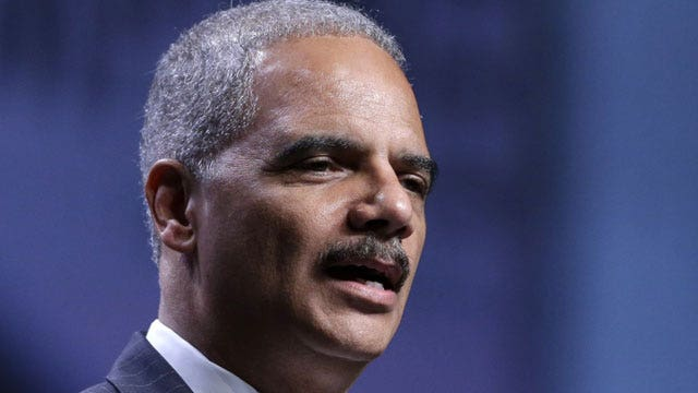 Holder pushes for Supreme Court term limits, says '18 years is enough'