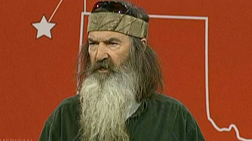 'Duck Dynasty' star addresses addresses the 2015 Conservative Political Action Conference