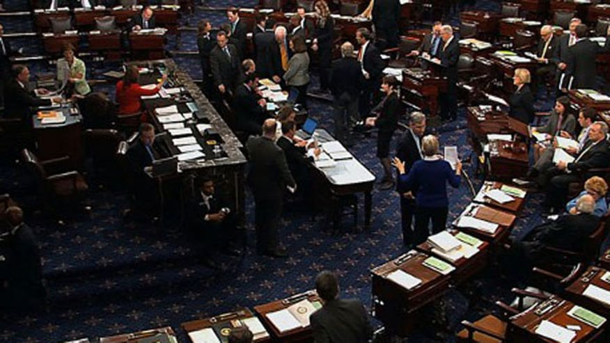 Lawmakers vote to fund DHS