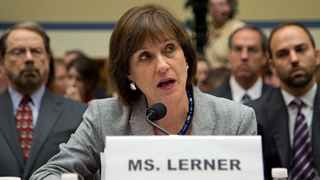 Thousands of Lois Lerner e-mails recovered in IRS probe