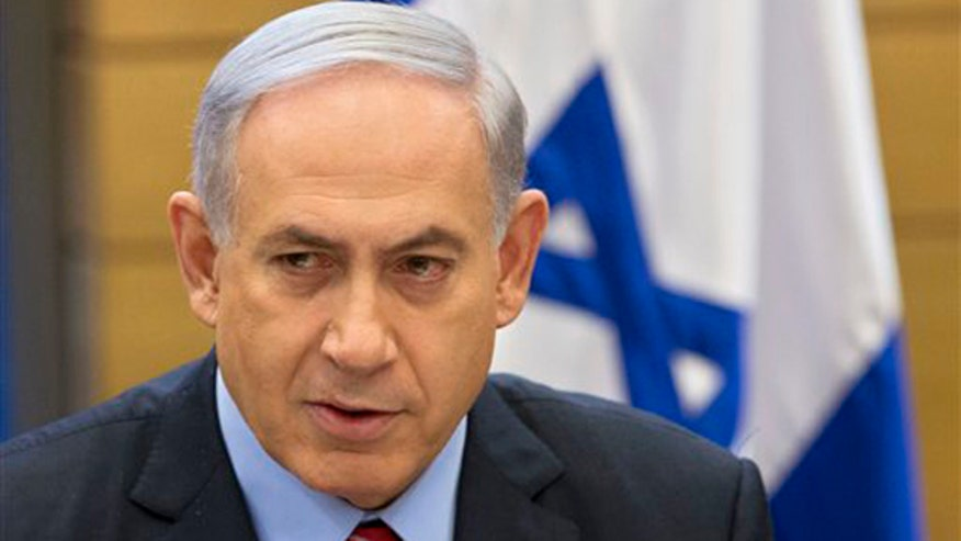 Israeli Prime Minister Netanyahu ready to warn world about Iran nuclear deal