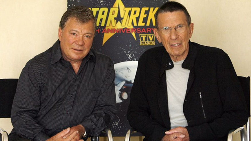 William Shatner explains missing Spock's funeral