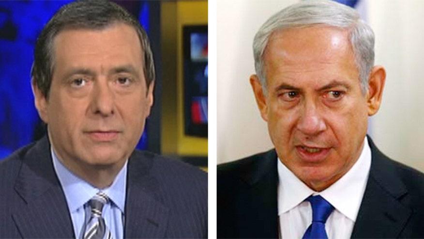 'Media Buzz' host on press coverage of Netanyahu speech