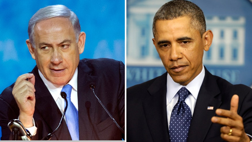 Tensions ahead of Netanyahu's speech before Congress