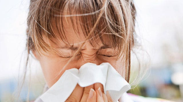 How to become allergy free in 7 days