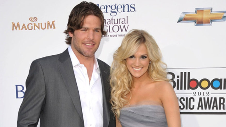 Carrie Underwood and husband Mike Fisher welcome son Isaiah Michael Fisher.