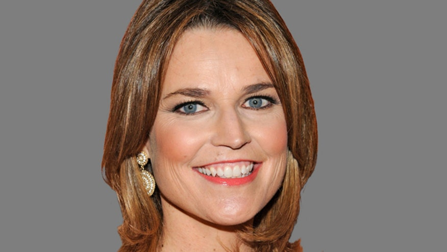 Savannah Guthrie replaces Lester Holt for a night