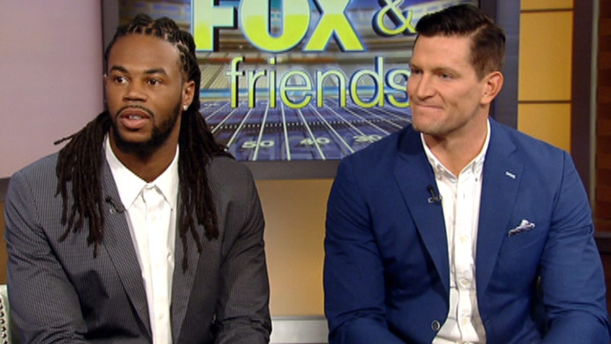 Sidney Rice and Steve Weatherford speak out