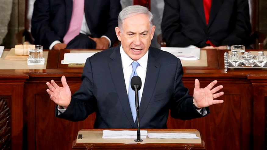 Part 1 of Israeli prime minister's address to joint meeting of Congress