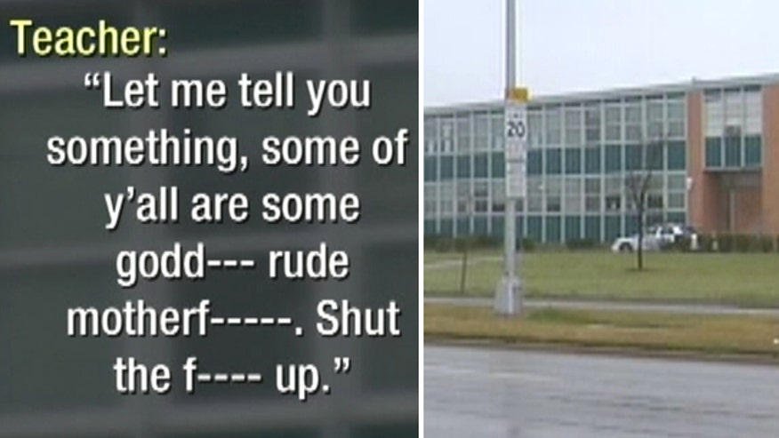 Texas educator put on administrative leave after 6th grader records outburst