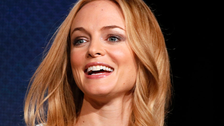 Heather Graham has a new role in 'Studio City'