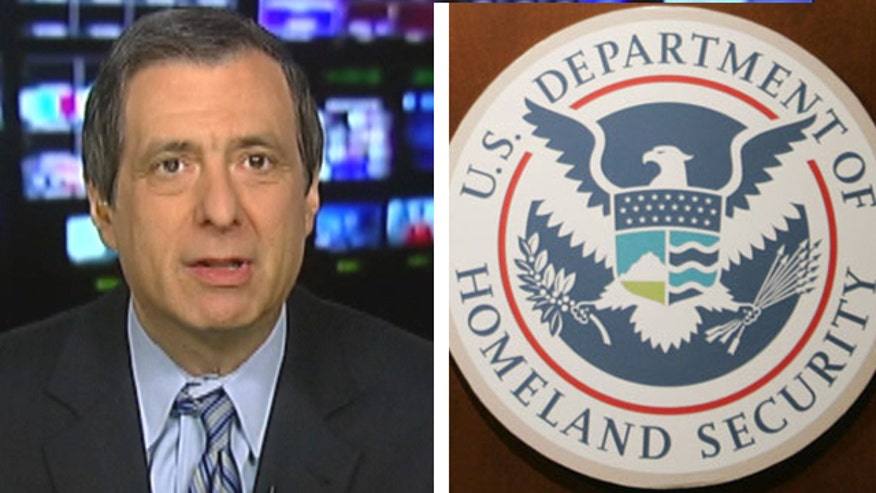 'Media Buzz' host says voters care more about presidential race than DHS funding debacle