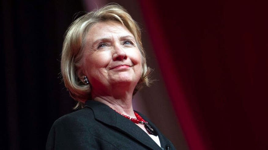 Amidst new scandal, Hillary hints at 2016