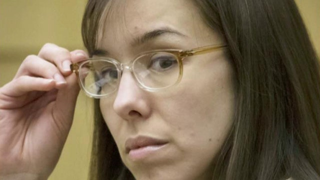 Jury is hung in Jodi Arias sentencing case