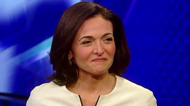 Sheryl Sandberg on why men should lean in
