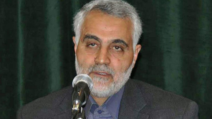 Quds force leader Suleimani commanding Iraqi forces