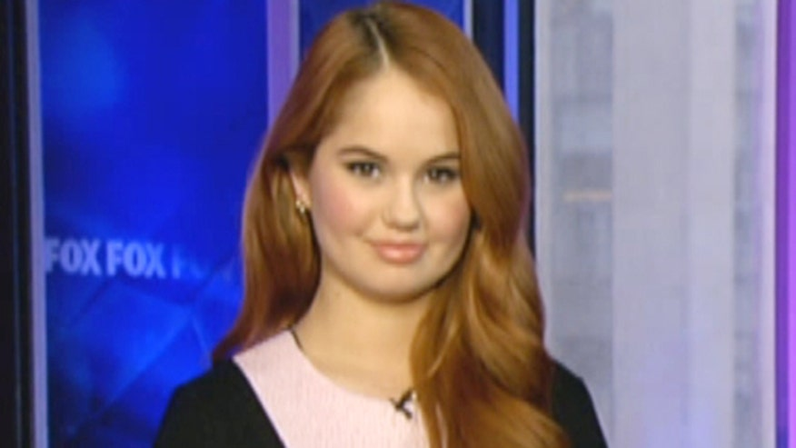 Debby Ryan teams with Mary Kay to raise awareness about dating abuse