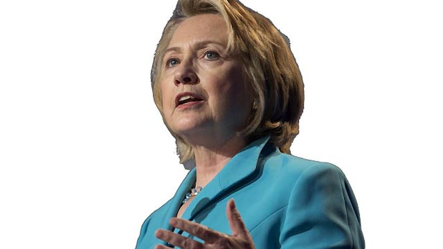 Potential presidential candidate calls on State Dept to release her personal emails while she was secretary of state, but doesn't she still have them? Plus, memo shows Clinton hypocrisy on display