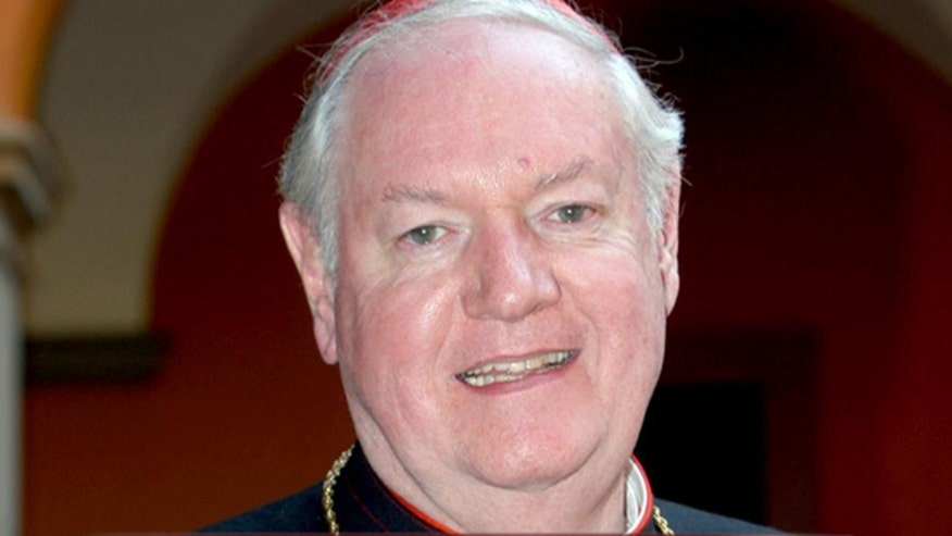 Former archbishop of New York dead