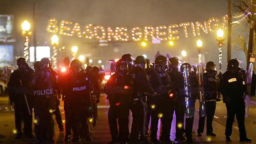 DOJ report claims the Ferguson Police Department targets African Americans